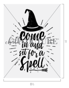 Come Sit For A Spell