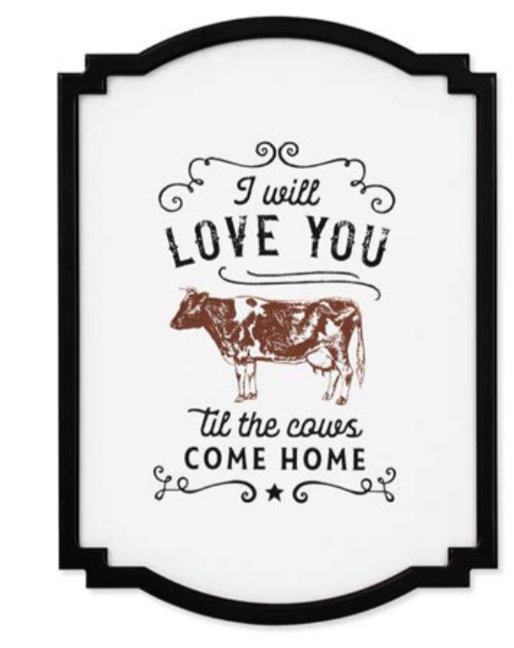 Cows Come Home Sample Product