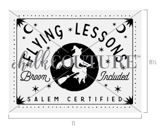 Flying Lessons transfer