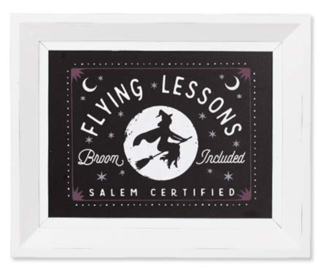 Flying Lessons sample Product