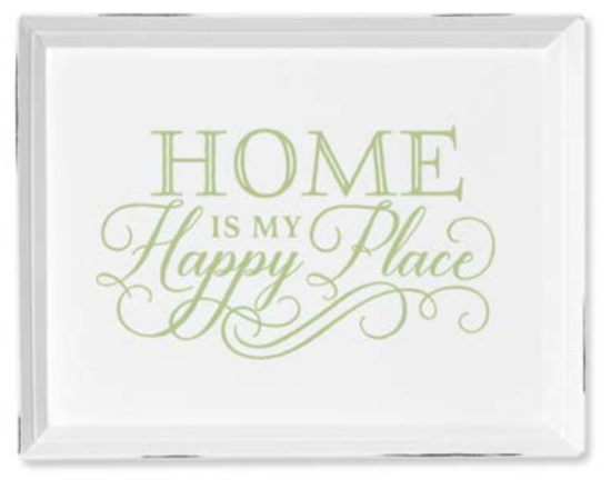 Home Is My Happy Place transfer