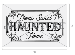 Home Sweet Haunted Home transfer