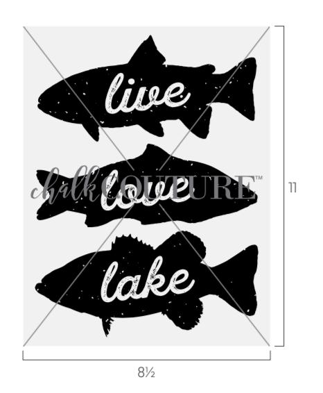 Live Love Lake transfer