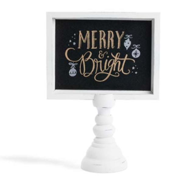 Merry & Bright Ornaments Sample Product