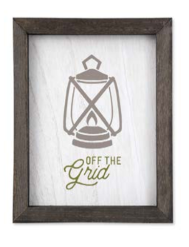 Off The Grid sample product
