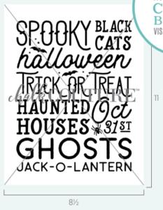 Spirit of Halloween transfer
