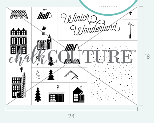 Winter Wonderland transfer
