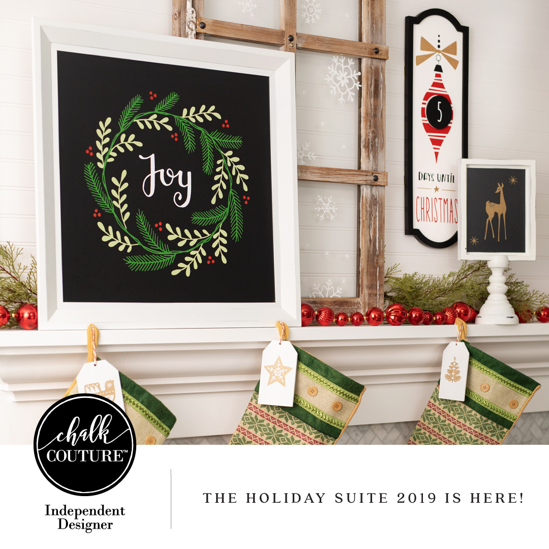 Chalk Couture 2019 Holiday Catalog is Here!