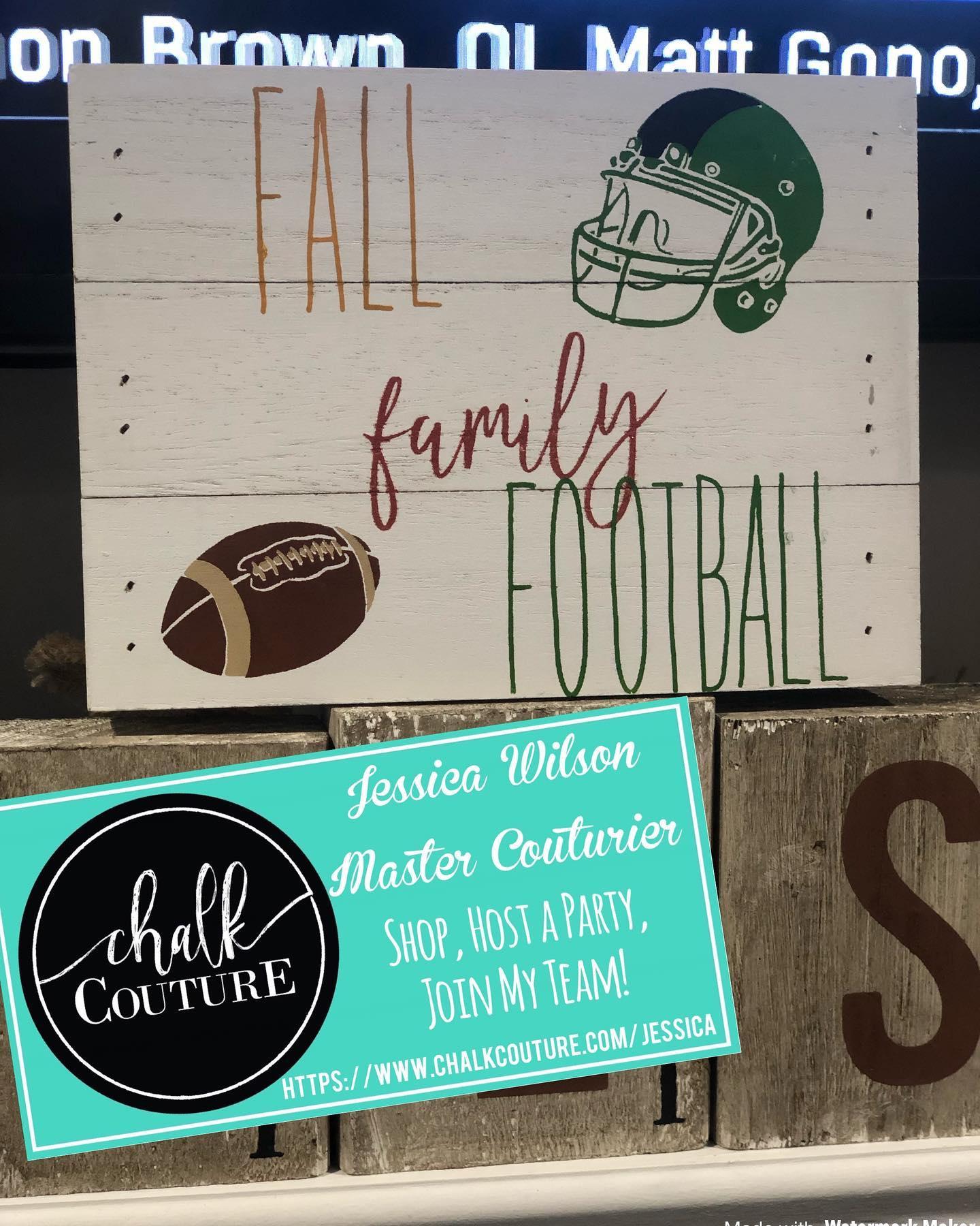 Fall Family Football