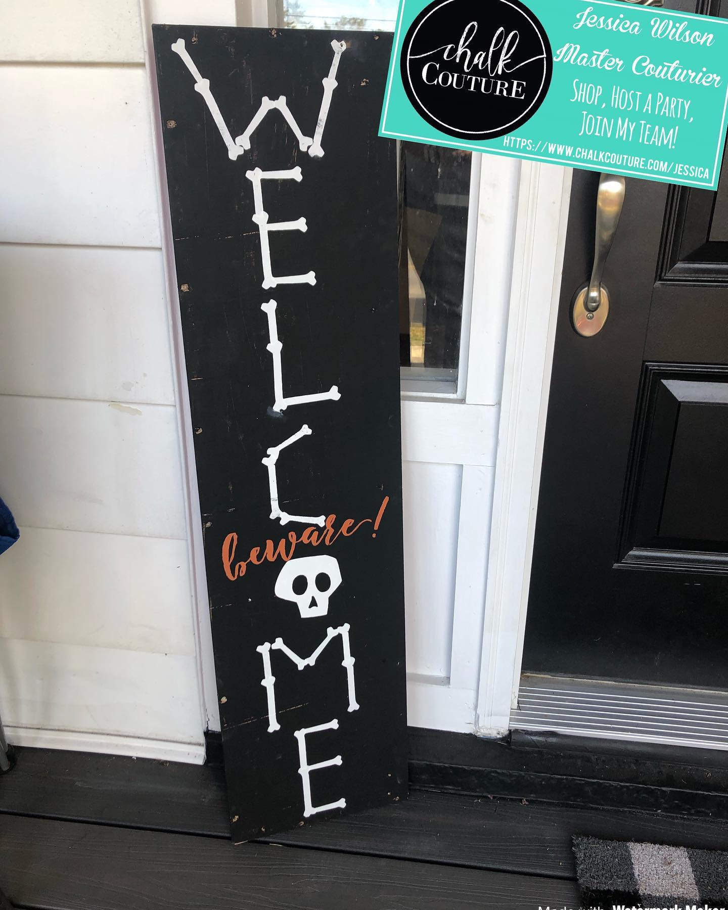 Porch Sign Episode 3: Welcome Transfer