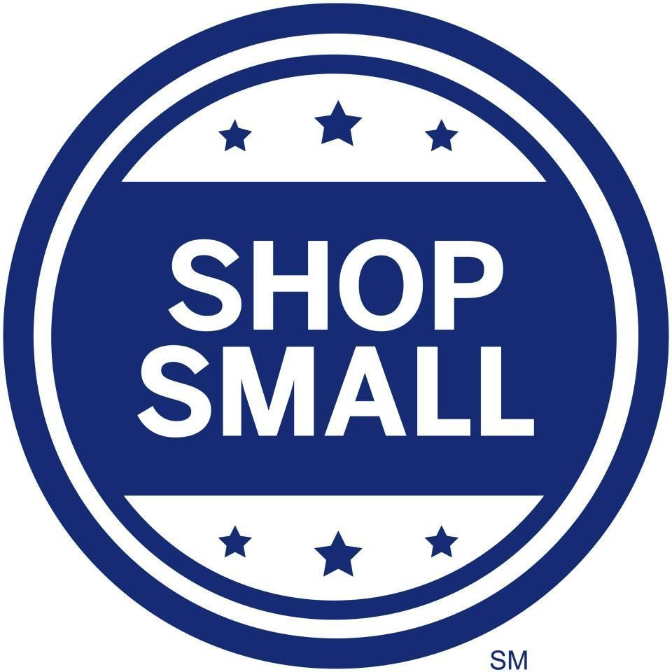 Shop Small Today on Small Business Saturday.