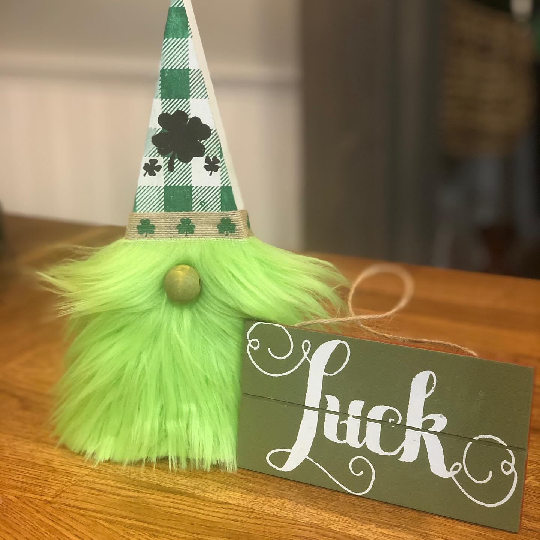 St Patrick's Gnome!