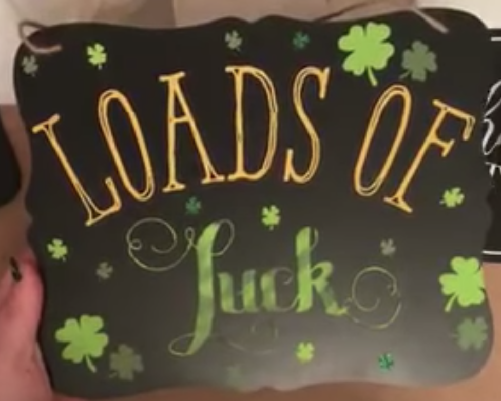 Throwback Thursday: St Patrick's Fun with Vintage Truck Add On.