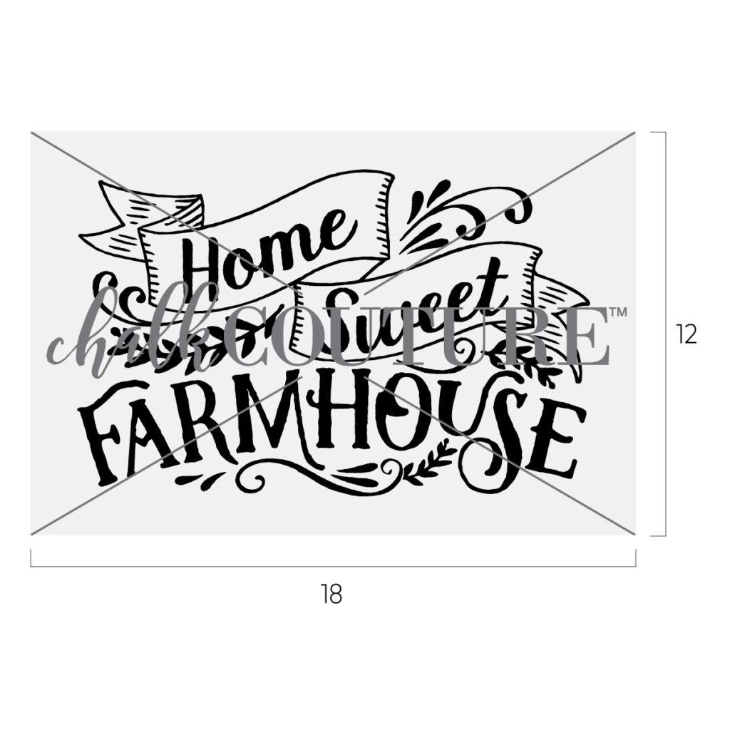 Home Sweet Farmhouse
