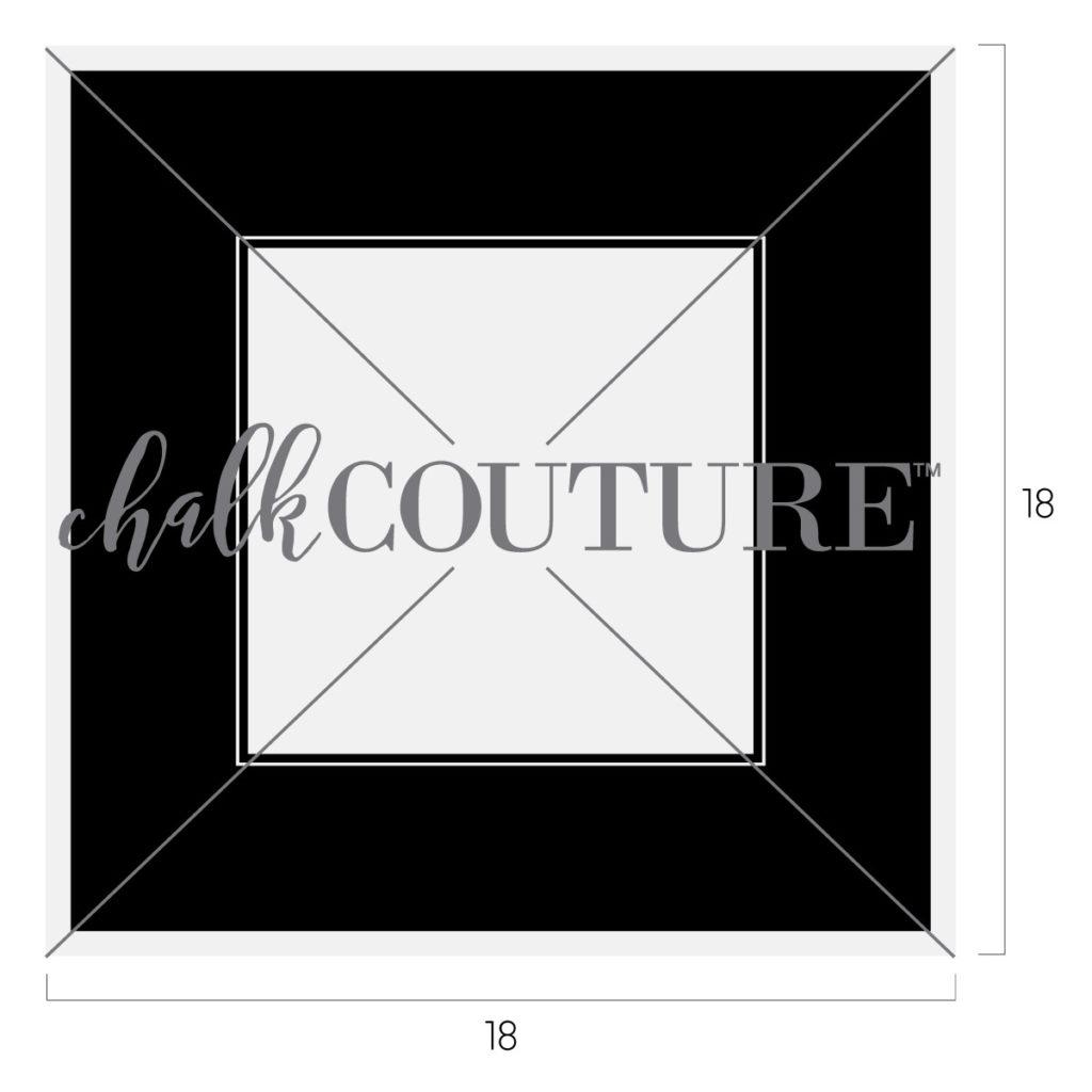 Square Mask transfer