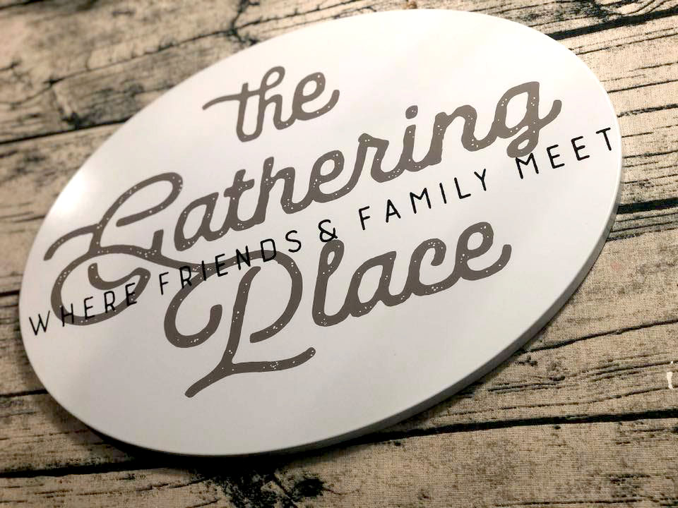 Come Together with The Gathering Place transfer.