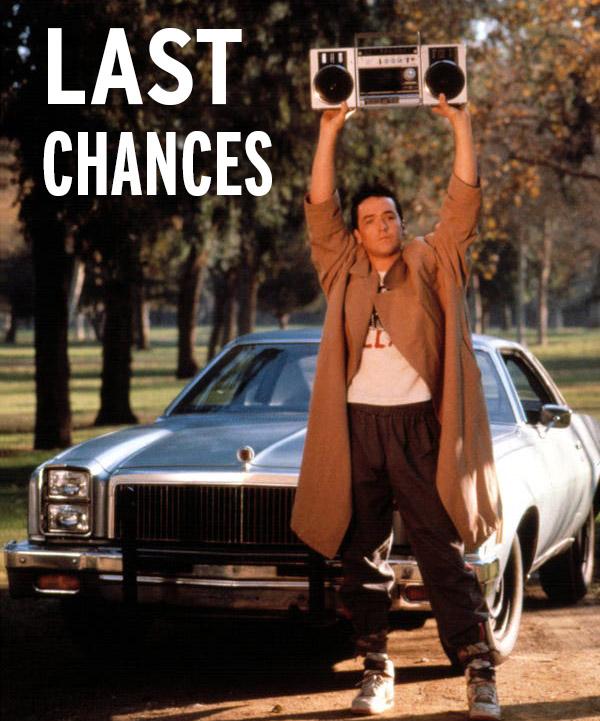 Last Chance transfers!