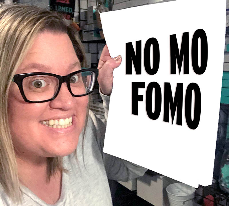 Tip Tuesday: No More FOMO