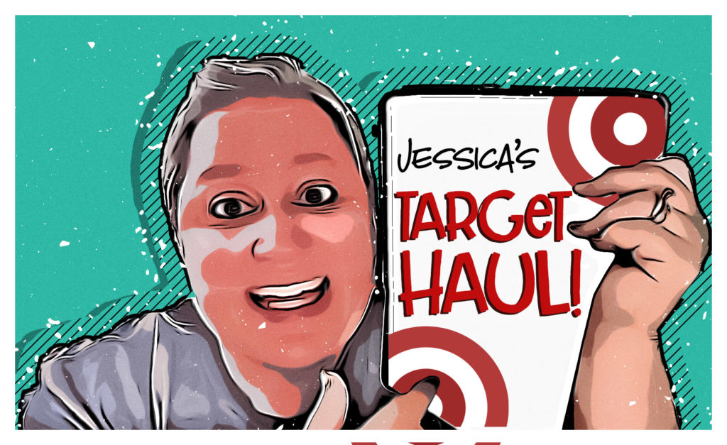 Jessica's Target Haul