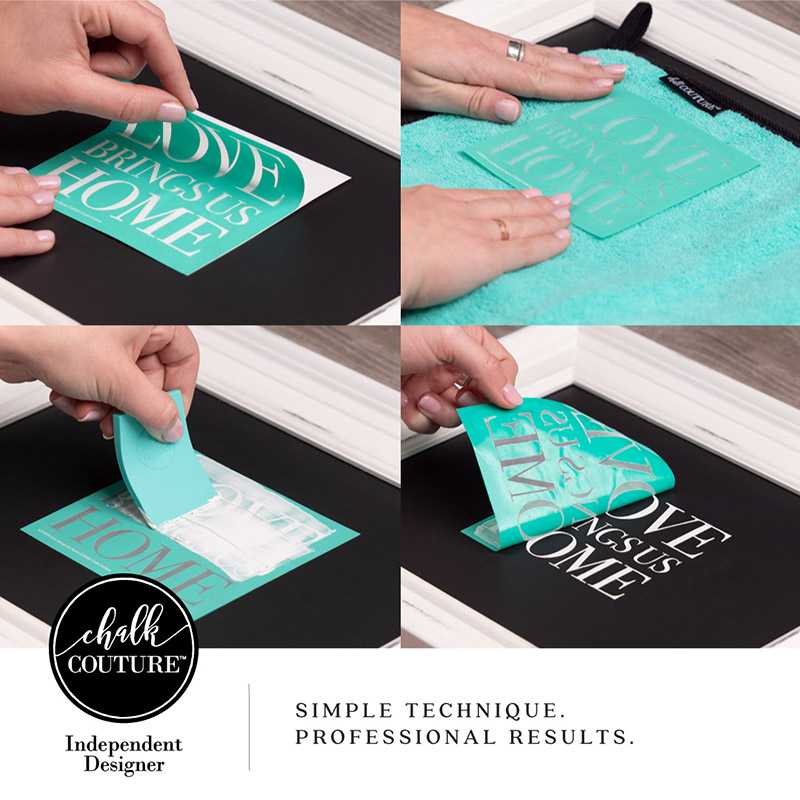 How to Chalk Couture
