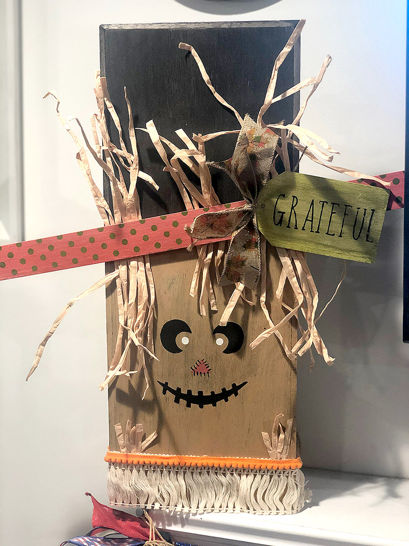 Need Some Fall Fun? Make a Scarecrow!