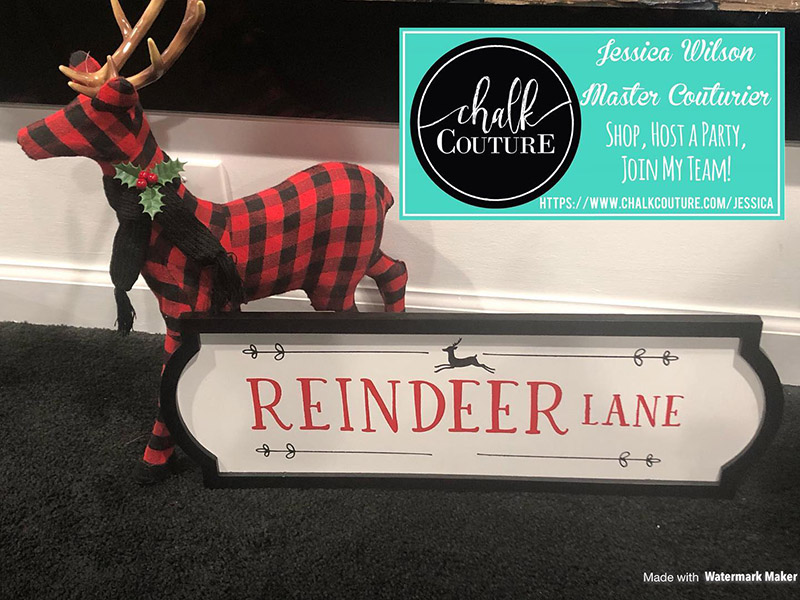 Throwback Thursday Christmas is Landing on Reindeer Lane!