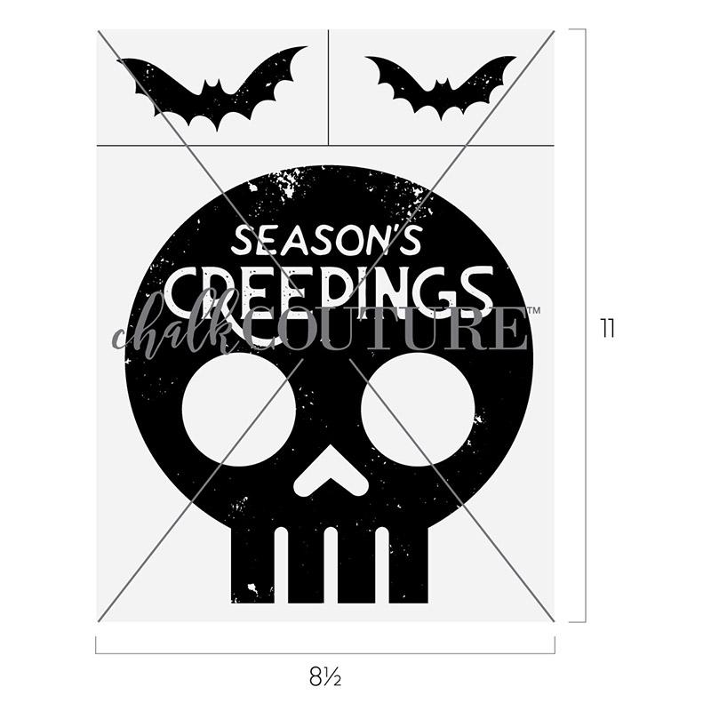 Season's Creepings transfer