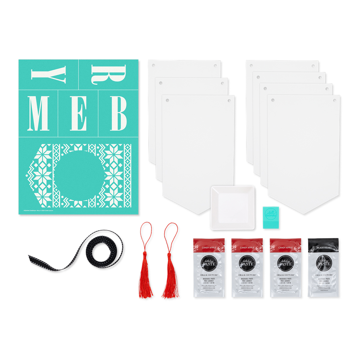 Tip Tuesday: Best Practices when using Be Merry Banner Kit