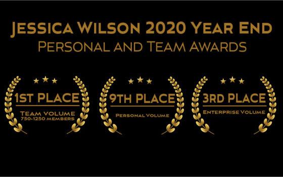 Chalk Couture Jessica Wilson Award 2020