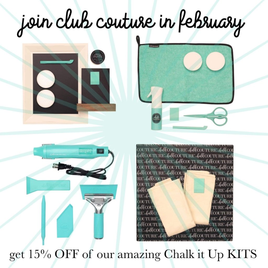 club couture february deal