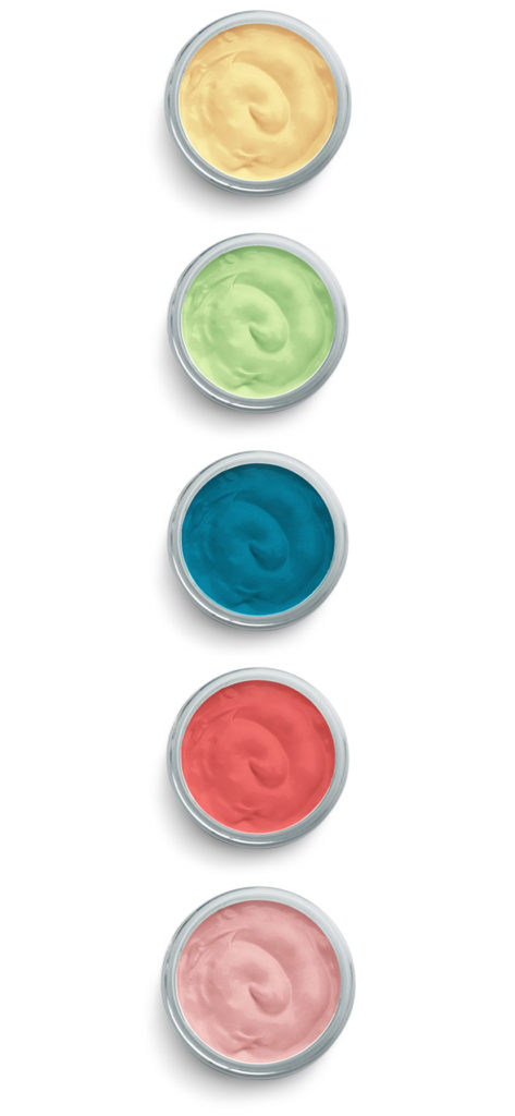 Chalkology Paste Summer Colors 2021