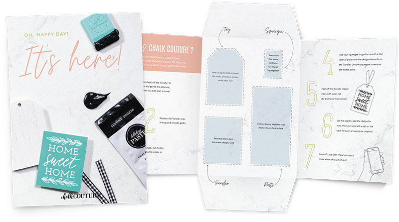 Tip Tuesday: Easy Ways to Try Chalk Couture