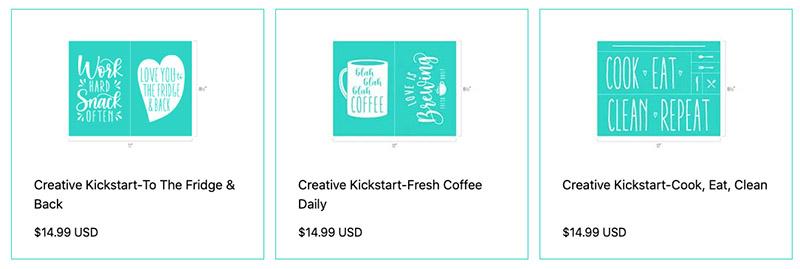 Chalk Couture Creative Kickstart 2021