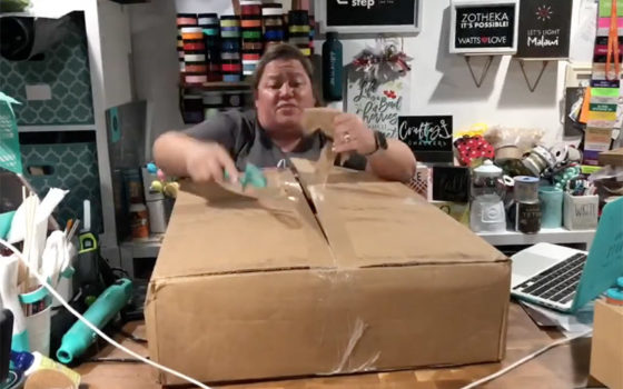 Unboxing Chalk Couture