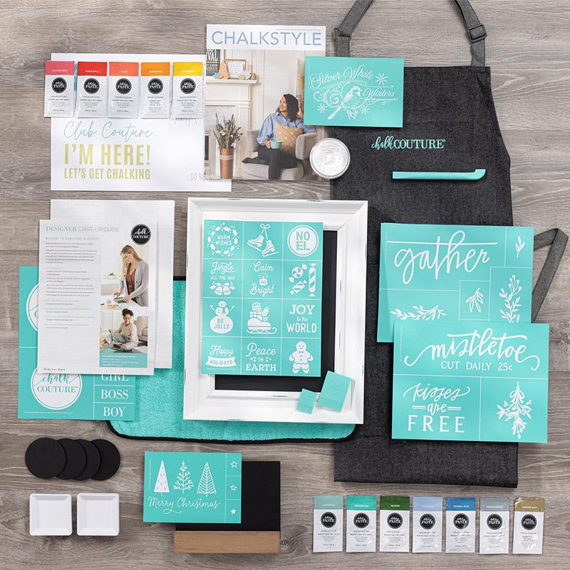 2021 Chalk Couture Starter Kit