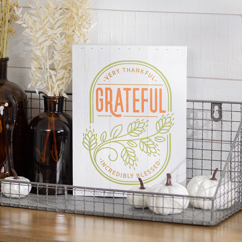 Get Grateful for October Club Couture